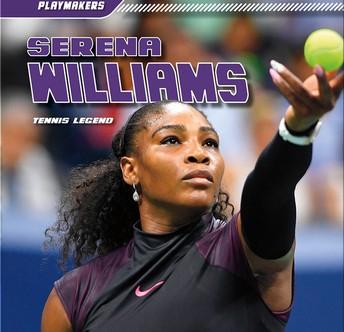 Serena Williams: Tennis Legends