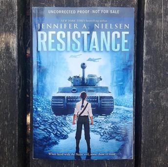 Resistance by Jennifer Nielsen