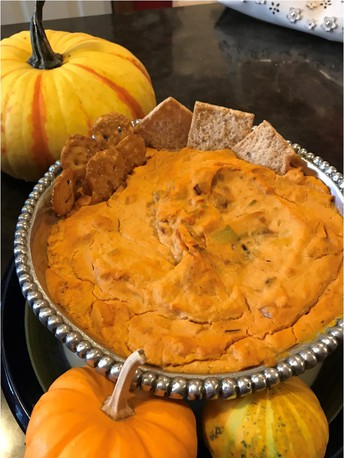 Fall Recipe: Pumpkin Delight