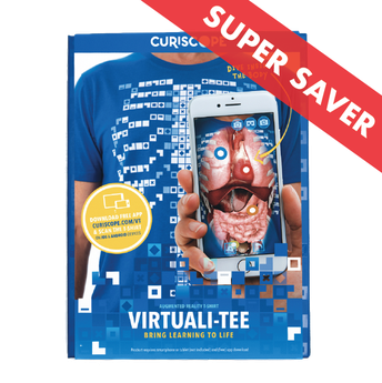 Curiscope Virtuali-Tee AR Shirt