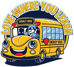 "Energy Bus Principle #1: ""You're the Driver"""