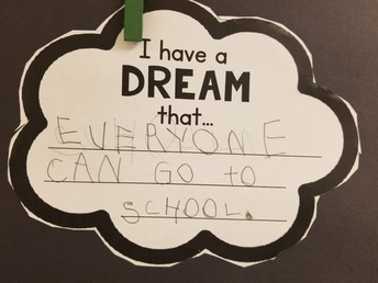 I have a dream ....
