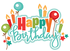Happy Birthday to You...Sending love and blessings on your special day!!!