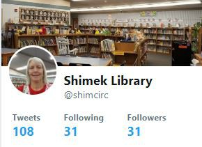 Library Twitter Account