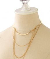 Drape Collar Necklace