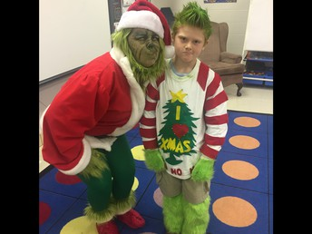 Visits from the Grinch