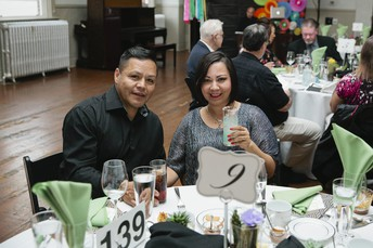 Mr. & Mrs. Montes.