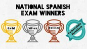 National Spanish Exam (Immersion Students)