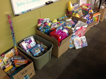 QUEST Toy Drive