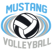 Mustang Volleyball Getting SET to Start Games