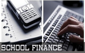 LSR7 Finance Webpage now available to schools and community