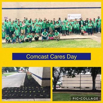 Comcast Cares!