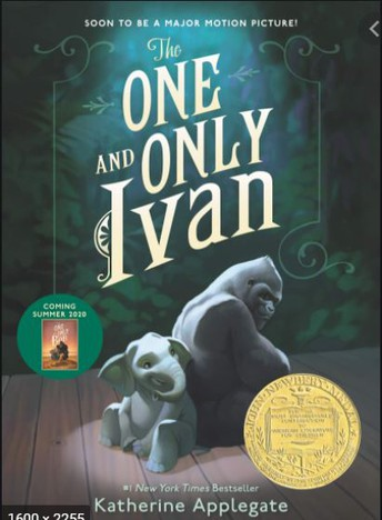 One Book, One School - The One and Only Ivan