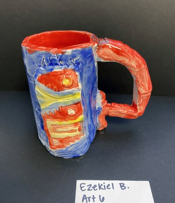 5th Grade - Ezekiel's Mug