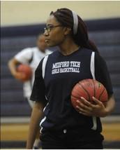 Basketball has grown on Medford Tech senior Dasia Wright by Nick Italiano