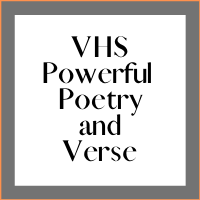 VHS Powerful Poetry and Verse links to book recommendations.