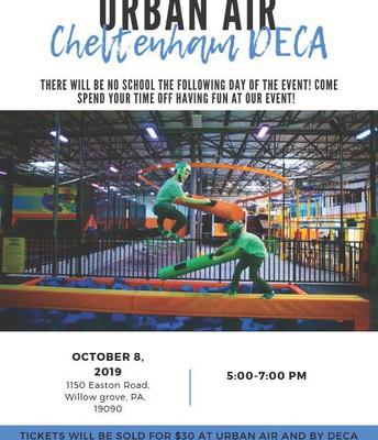 DECA Urban Air Event