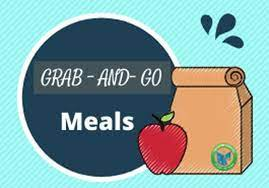 Grab and Go Meal Service Update