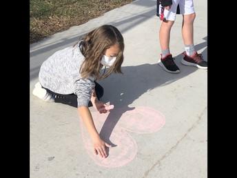 Chalk the Playground