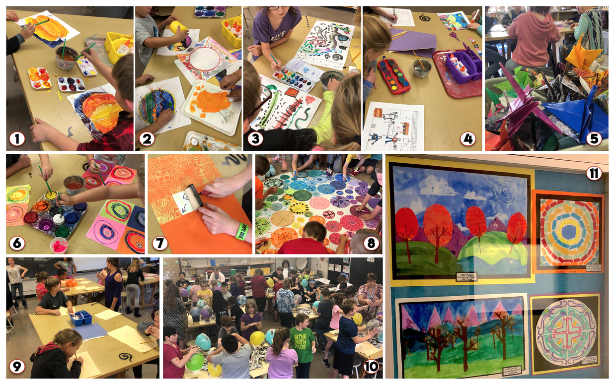 The Monthly Snapshot | Smore Newsletters for Education