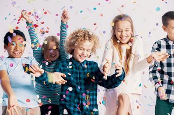 Feliz año nuevo para el personal y las familias del D88