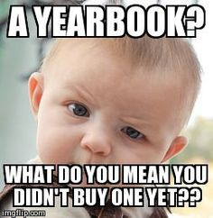 Yearbooks are Still for Sale