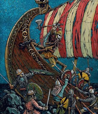 Viking Raid - Jan. 31