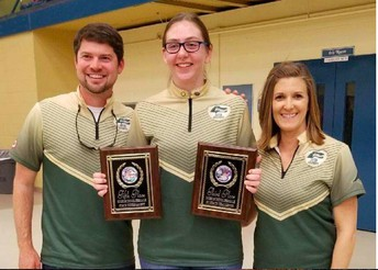 Gators of the Week:  Archery Team Qualifies for National Tournament