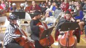 Orchestra's Annual Halloween Concert...