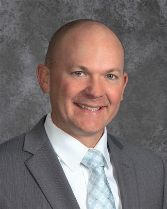 Dr. Davin Harpe - Principal, Center Grove Middle School North