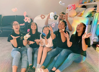Scrunchies for a Cause: Providing Clean Water to Vietnamese Children