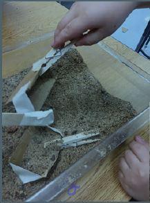 Make a beach toy!