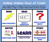Makey Makey Hour of Code