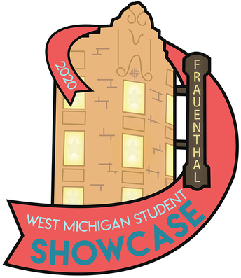West Michigan Student Showcase 2020 Logo