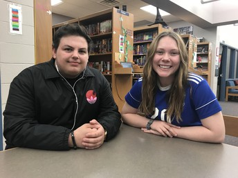 HHS April Students of the Month