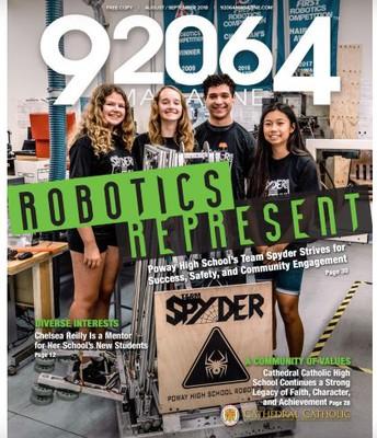 Team Spyder Robotics