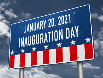 TODAY: Celebrate Inauguration Day!