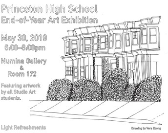 PHS Annual Student Art Show