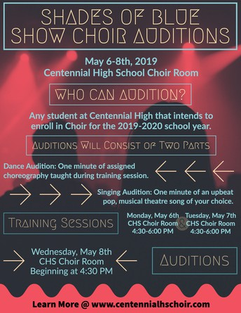 CHS Choir Update #29 | Smore Newsletters for Education