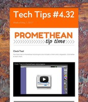 Promethean Clock Tool