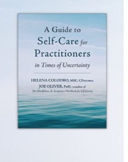 **NEW**  Guide for Self-Care in Times of Uncertainty.