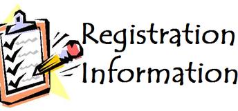 Fall Registration Dates