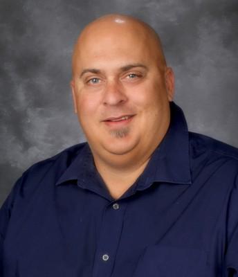 Mr. Brown- Art teacher