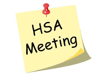 HSA General Meeting