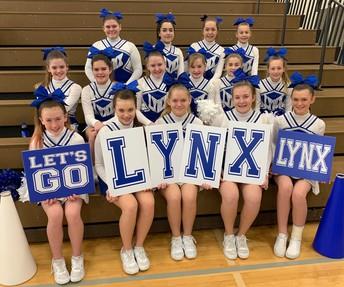 Go! Go! Go Oley Valley Lynx!