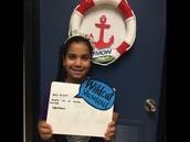 Jannat, 5th Grade