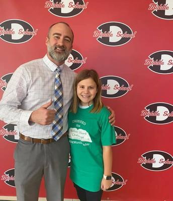 Emma McMasters, 6th Grade