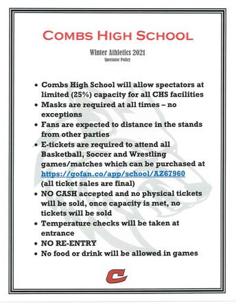 WINTER SPORTS GUIDELINES