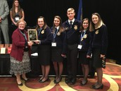 SCHS FFA at Nationals