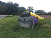 Hay Bale Fun for the Park!